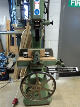 JOHN PENNY WOODWORKING MACHINERY